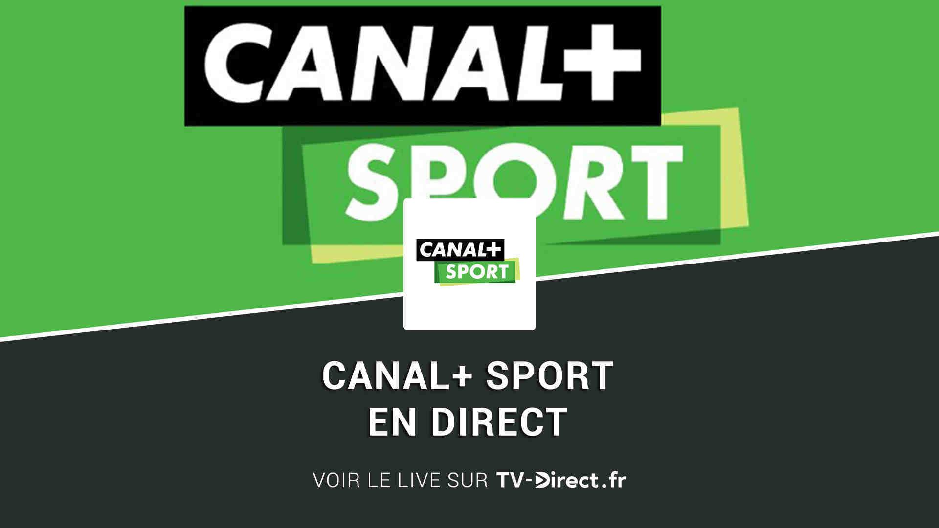 Comment regarder Canal+ Sport ?