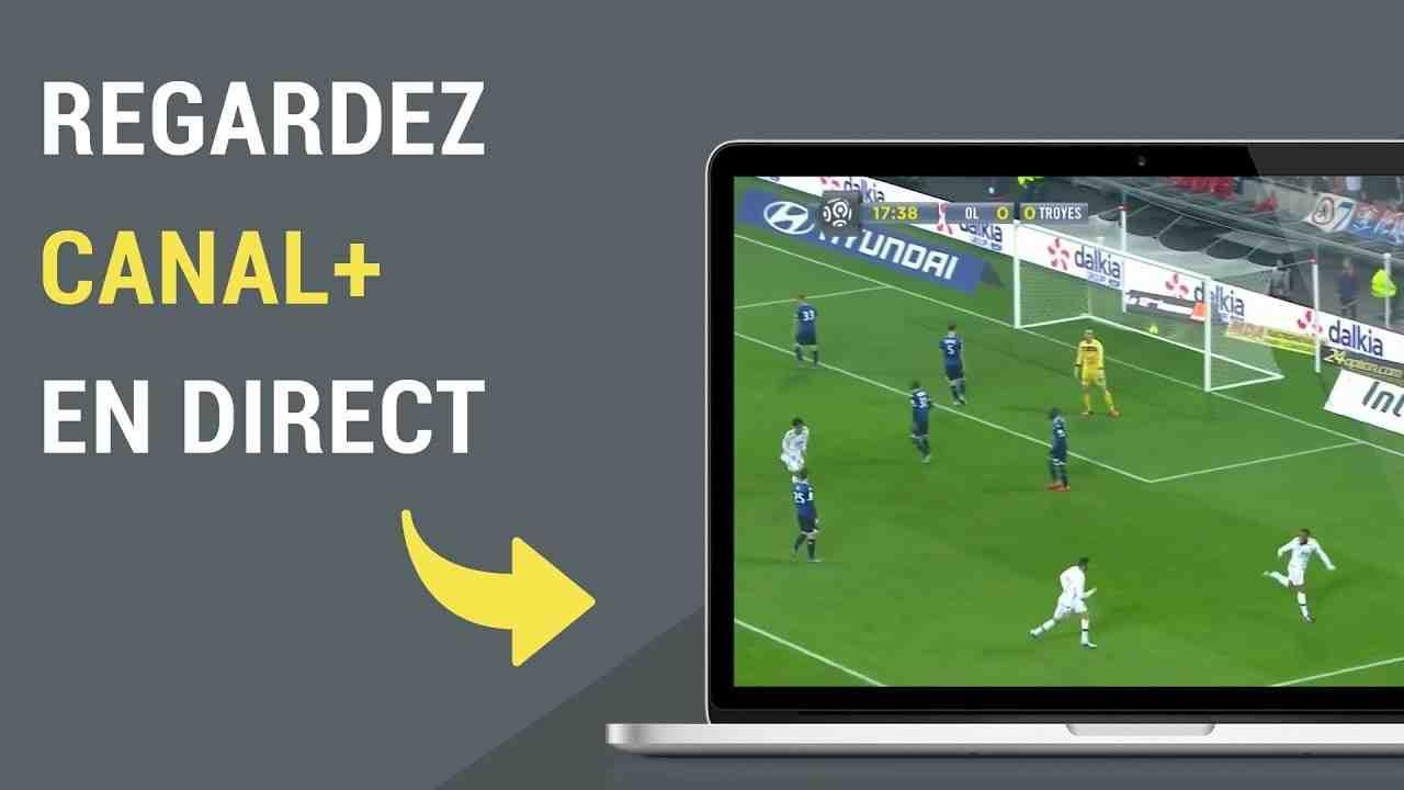 Comment regarder  Canal+ Sport  en Direct