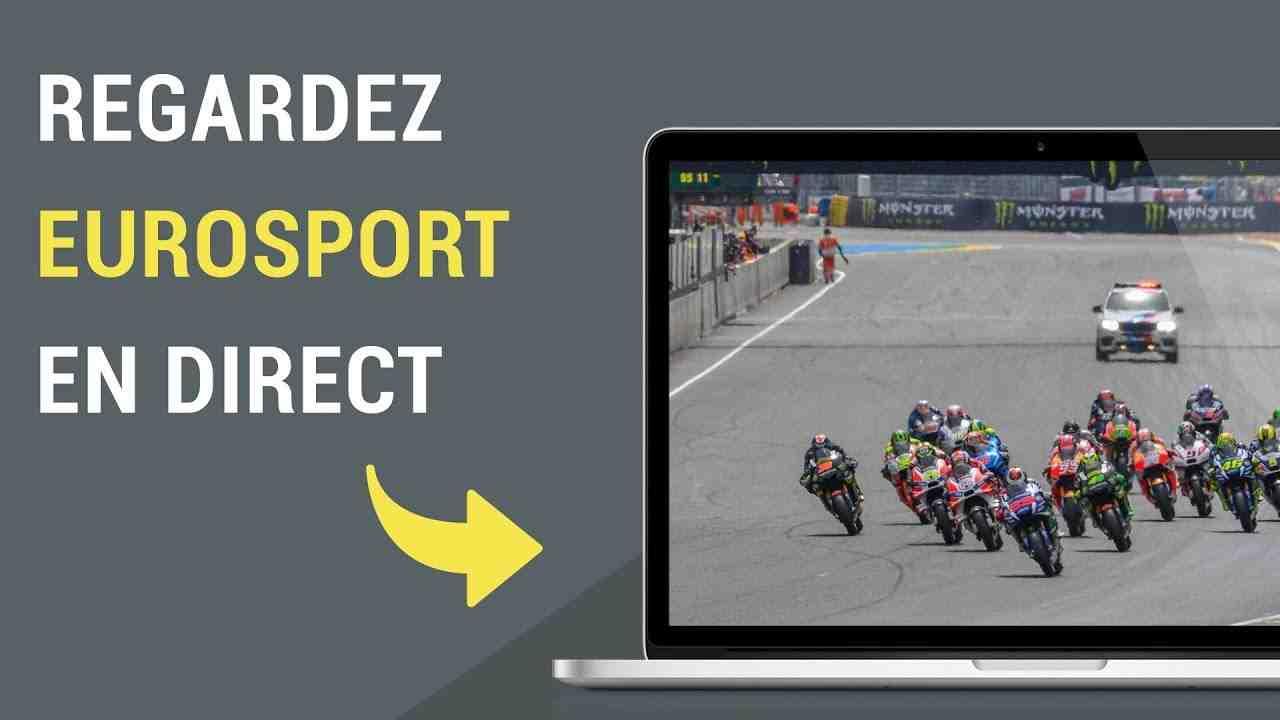 Comment regarder  Eurosport 2  en Direct