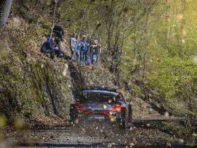 WRC, Rally de Croatie 2021 : la réaction de Sebastien Ogier après sa 1e place provisoire