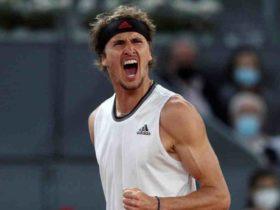 ATP Madrid: Alexander Zverev renverse Berrettini et s'offre le titre