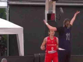 Basket: Marielle Giroud et la Suisse 3x3 en quête...