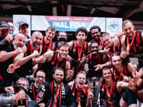 Basketball: les Lions de Genève éjectés dès les quarts de finale!