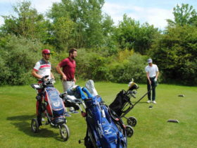 Bourg-en-Bresse - Découvrez le golf... le sport idéal en temps de Covid