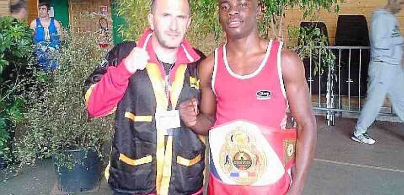 Boxe. Joseph Meyobene de Fleury-sur-Orne tentera de réussir ses débuts en professionnel