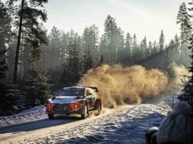 Du carburant 100% renouvelable en WRC pour 2022