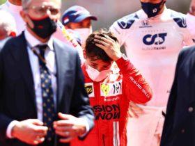 F1: Charles Leclerc doit renoncer au GP de Monaco!