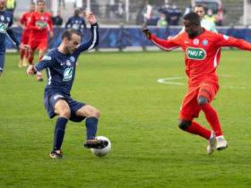 Football - Exploit de Rumilly-Vallières en Coupe de France