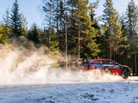 L'Arctic Rally de Finlande inscrit au calendrier 2021 du WRC