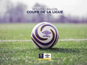 La LFP dévoile un ballon jaune pour la saison 2021-2022 de Ligue 1