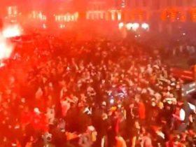 Le sacre des Lillois en Ligue 1 en vidéo