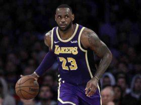 NBA: les Lakers en play-offs sur un miracle de LeBron James