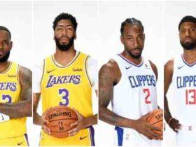 Pronostics NBA | Misez sur l'affiche Lakers – Warriors