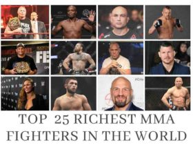 Top 10 Richest MMA Fighters Ever