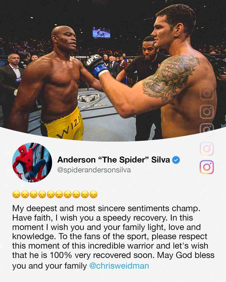 UFC great Anderson Silva says he's likely done with MMA