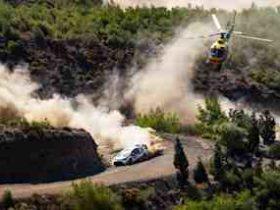 VIDEO - Les plus beaux sauvetages en rallye WRC de 2020 !