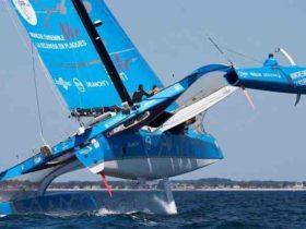 Voile : le Pro Sailing Tour, nouveau format et nouveau circuit de courses pour multicoques