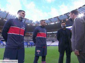 Volland (Monaco) après la défaite face au PSG en Coupe de France : « On les a peut-être trop respectés »