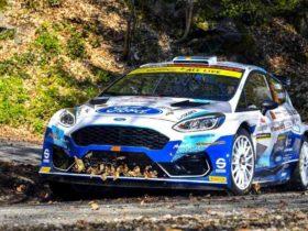 WRC, Rallye de Croatie 2021 : le crash de Kalle Rovanpera en vidéo