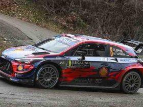 WRC: Solberg et Suninen de retour dans la catégorie reine