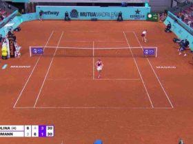 WTA Madrid: Jil Teichmann ne confirme pas - rts.ch - Tennis