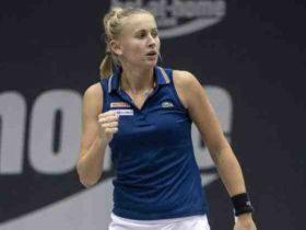 WTA Strasbourg: Jil Teichmann passe le 1er tour