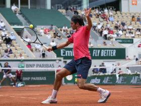 ATP Stuttgart: Dominic Stricker se fait plaisir sur gazon