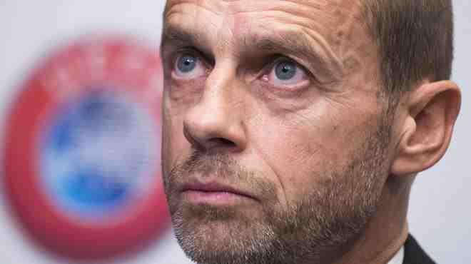 Aleksander Ceferin justifie la réforme de la Ligue des Champions