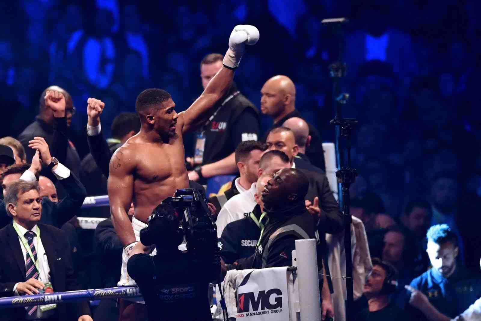 Boxe : Toujours pas de combat pour Anthony Joshua ?