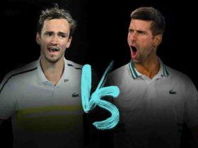 Daniil Medvedev joue à Roland-Garros comme s'il était à l'Open d'Australie
