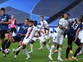 L'Atalanta en Ligue des champions