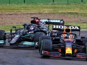La Red Bull de Max Verstappen inspectée en profondeur après le GP de Monaco