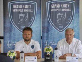 Le Grand Nancy Métropole Handball monte en Lidl Starligue et découvre la première division