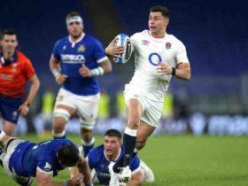 Rugby - Tournoi des 6 Nations: l'Angleterre remporte le...