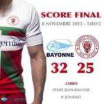 Rugby/Derby basque : 4 162 places pour Biarritz, 734 pour Bayonne