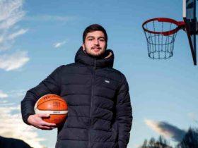 Sport Valais Express: Basket: Thomas Salman continue...