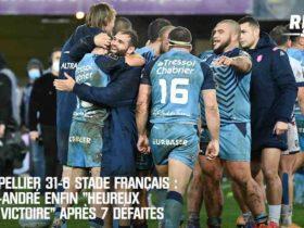 Top 14 - La drôle de saison du Stade français