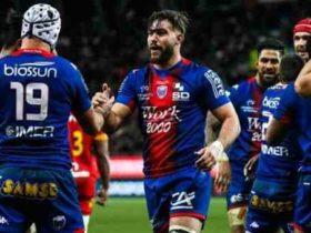 """Urios (UBB) : """" Au niveau du rugby, c'était nul. Clermont va nous mettre à la page """""""