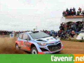 WRC Portugal : 13 spéciales à suivre en direct vidéo sur la RTBF