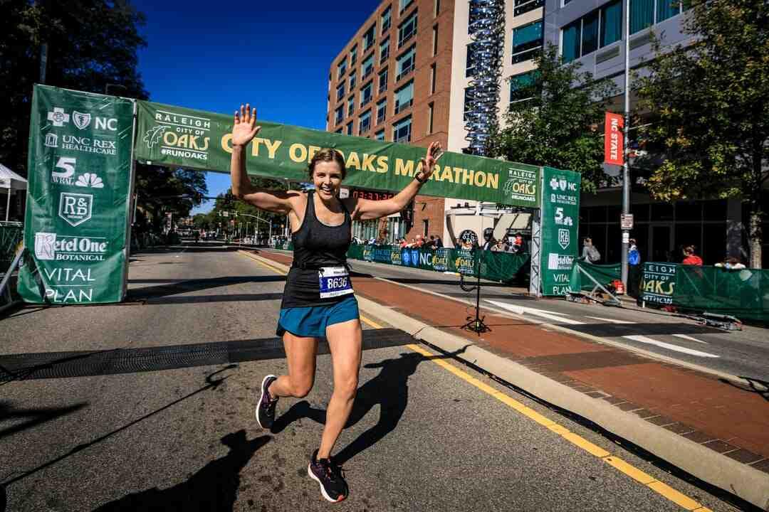 Comment  S'entrainer pour un semi‑marathon