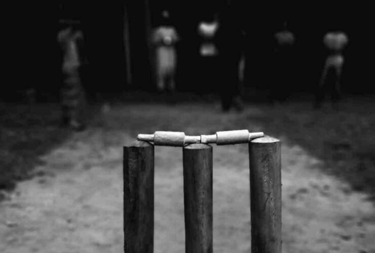 Comment  Jouer au cricket