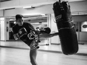 Comment  Remplir un sac de frappe (punching bag)