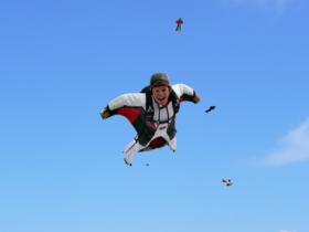 Comment faire de la wingsuit ?