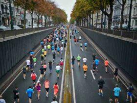 Pourquoi 42.195 km pour le marathon ?